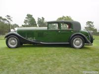 Bentley 8 Litre Mulliner Sports Sedan '1931-????